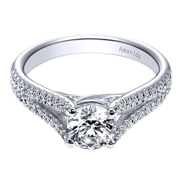 amavida white ring gold diamond carat your build bpid rings own crown engagement tdw with
